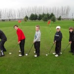 Junior Golf Lessons in Ormskirk