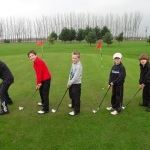 Junior Golf Lessons in Lancashire