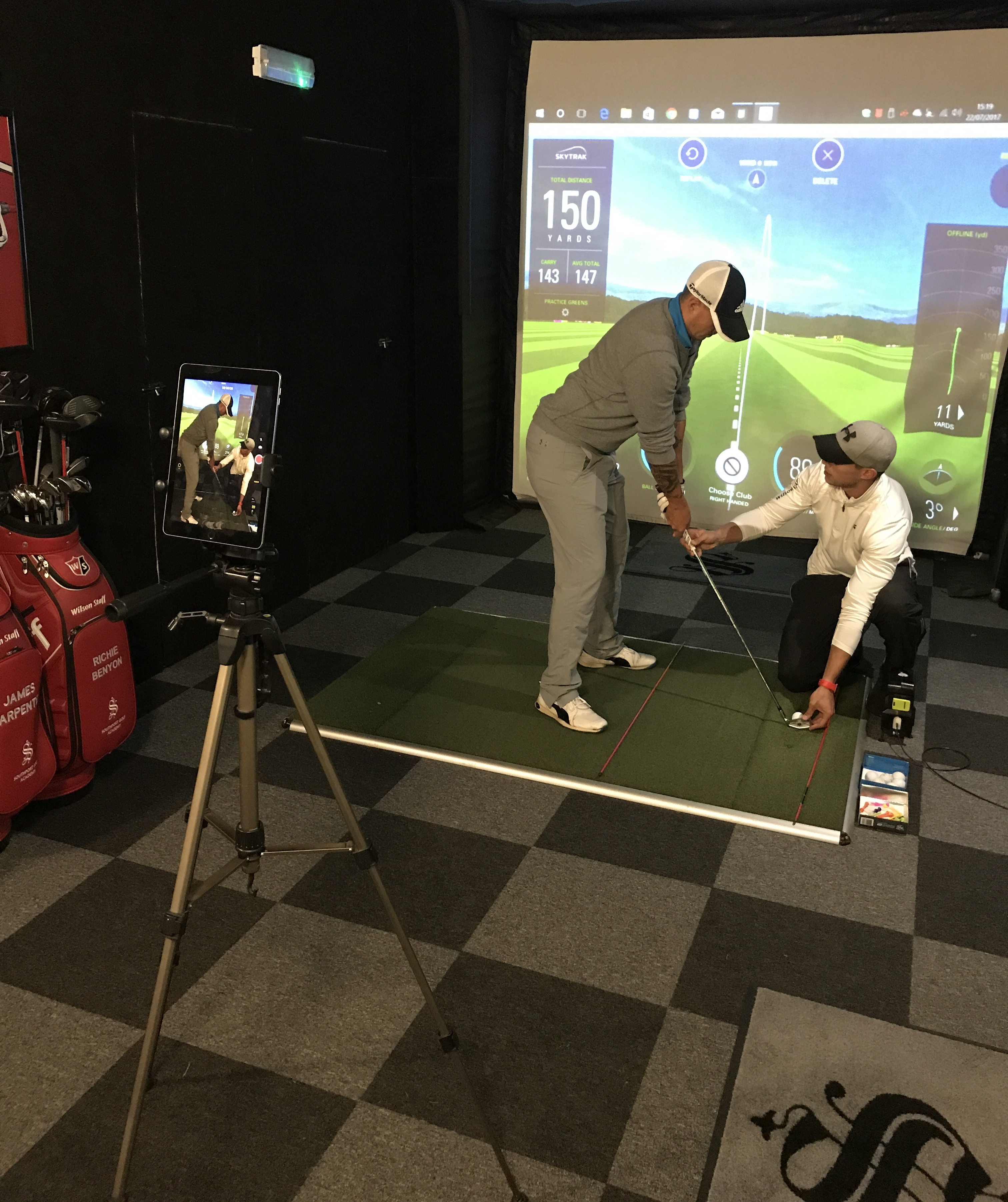 Golf Club Fitting in Burscough